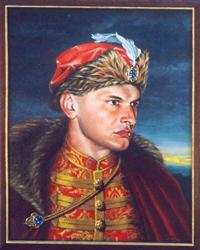 Портрет Северина Наливайка
